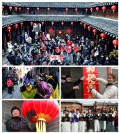 老外爱过中国年